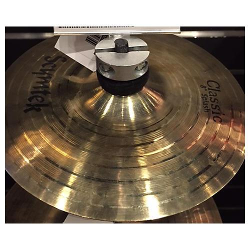 In Store Used Used Scymtek 8in Classic Cymbal