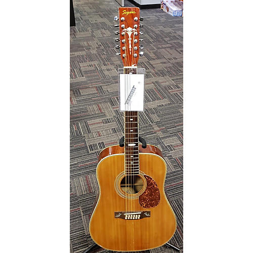 used segovia sj 22 antique natural 12 string acoustic guitar antique natural guitar center. Black Bedroom Furniture Sets. Home Design Ideas