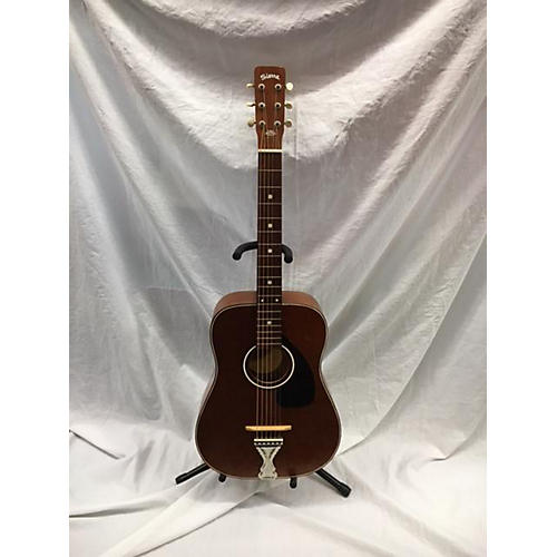 In Store Used Used Seirra S-45 Natural Acoustic Guitar