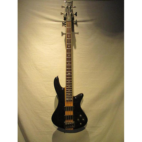 In Store Used Used Shechter Elite 4 Black Electric Bass Guitar
