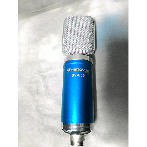 In Store Used Used Shengyue SY-660 Condenser Microphone