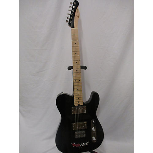 In Store Used Used Sims Custom HH T Style Ebony Solid Body Electric Guitar