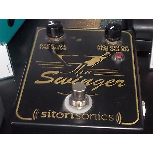 In Store Used Used Sitori Sonics The Swinger Pedal