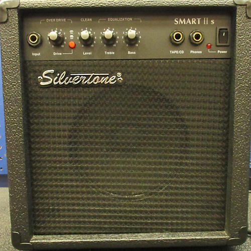 In Store Used Used Sivertone Smart 2 S Guitar Combo Amp