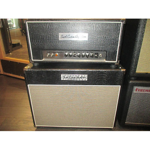 In Store Used Used Smith Custom Amplifiers 2006 CS-25 Guitar Stack
