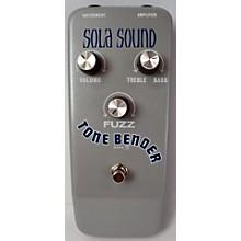 Used Sola Sound Tonebender MK IV Effect Effect Pedal