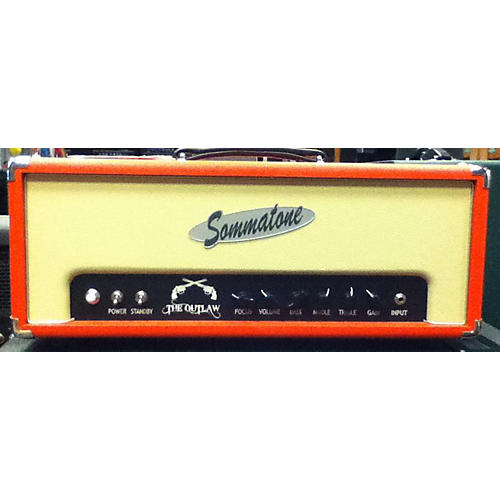 In Store Used Used Sommatone Outlaw Tube Guitar Amp Head