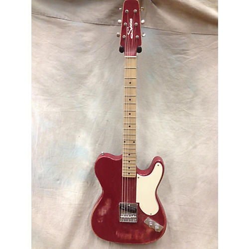 In Store Used Used Sparxx Single Cut Barn Red Solid Body Electric Guitar