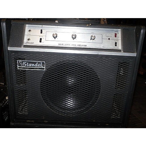 In Store Used Used Standel Ib15 Bass Combo Amp