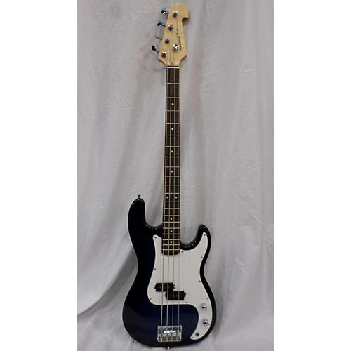 In Store Used Used Stedman Pro P Bass Ocean Blue Burst Electric Bass Guitar