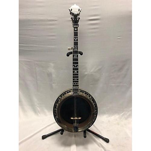 In Store Used Used Stelling Bellflower Walnut Banjo