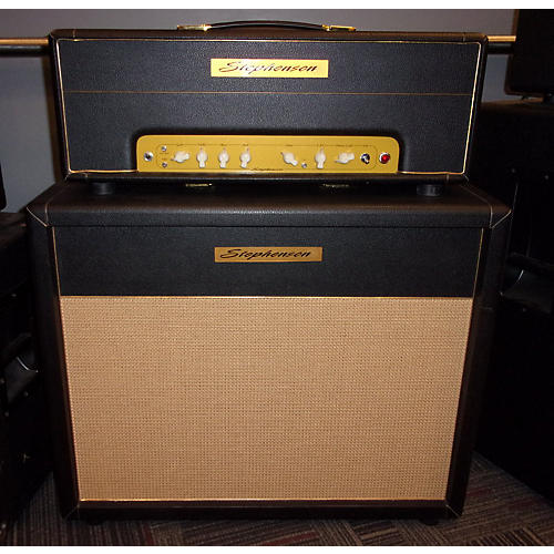 In Store Used Used Stephenson Custom 30W W/2x12 Cab Guitar Stack