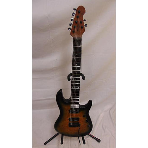 In Store Used Used Sterling Cutlass 2 Burst Solid Body Electric Guitar