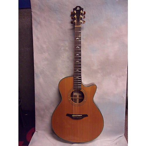 In Store Used Used Stonebridge 2012 G23 CR Cut Natural Acoustic Electric Guitar