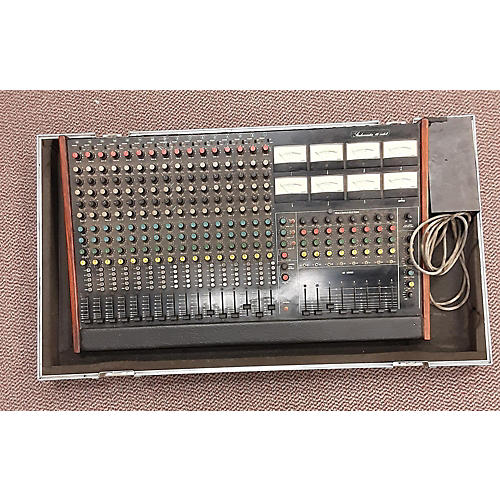 In Store Used Used Studiomaster 16 Into 8 Powered Mixer