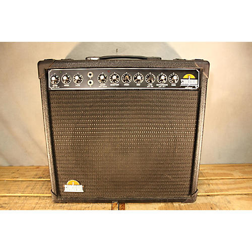 In Store Used Used Sundown Artist Series Combo Amp