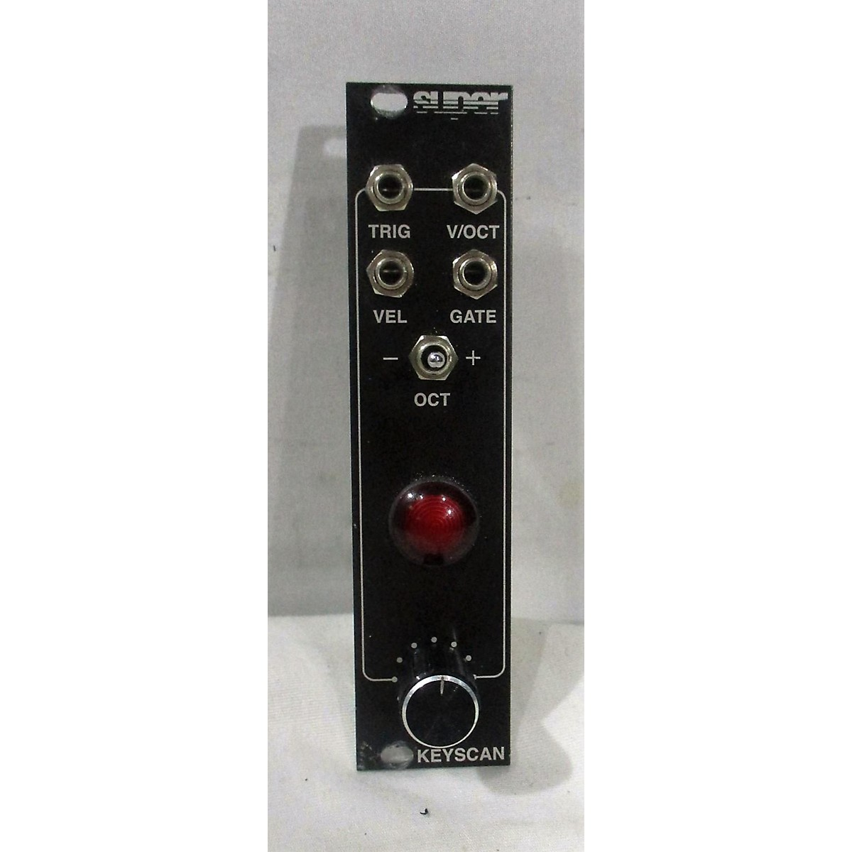 In Store Used Used Super Synthesis Keyscan Synthesizer