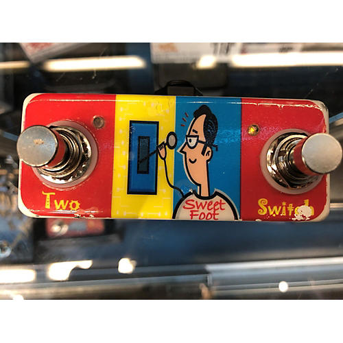 In Store Used Used Sweet Foot LAT Footswitch Pedal