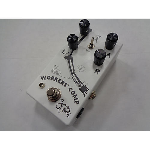 In Store Used Used Swindler Effects Workers Comp Effect Pedal