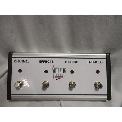 In Store Used Used Switch Doctor Footswitch Effect Pedal Package