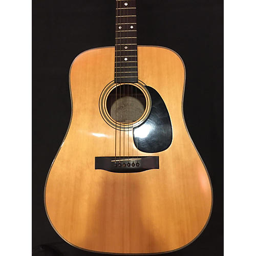 In Store Used Used Syairi 735 Natural Acoustic Guitar