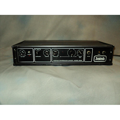 In Store Used Used Systech 4000A Effect Pedal