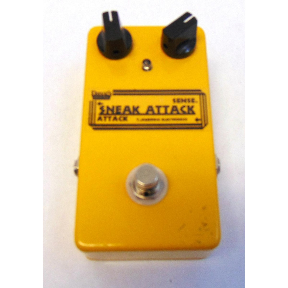 In Store Used Used T Jauernig Sneak Attack Effect Pedal