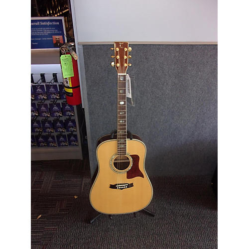 In Store Used Used TANGLEWOOD 2000s SUNDANCE Natural Acoustic Guitar