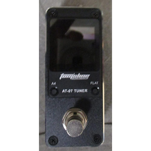 In Store Used Used TOMSLINE AT-07 TUNER Tuner Pedal