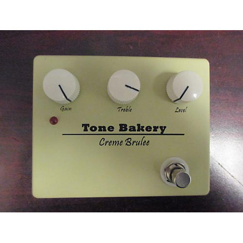 In Store Used Used TONE BAKERY CREME BRULEE Effect Pedal