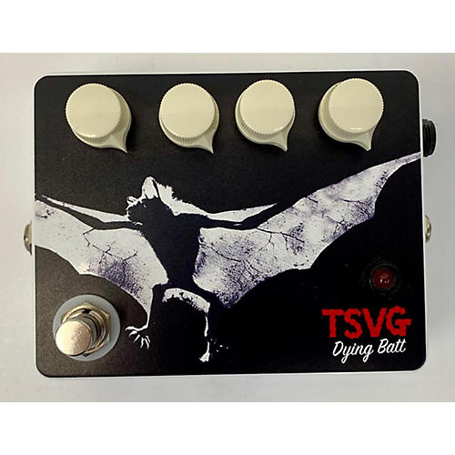 In Store Used Used TSVG DYING BATT Effect Pedal
