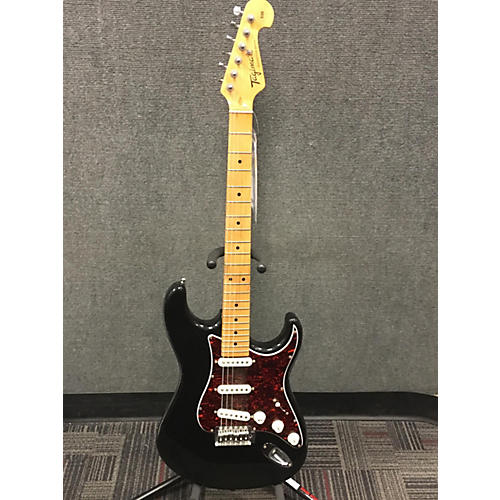 In Store Used Used Tagima TG-350 Strat Black Solid Body Electric Guitar