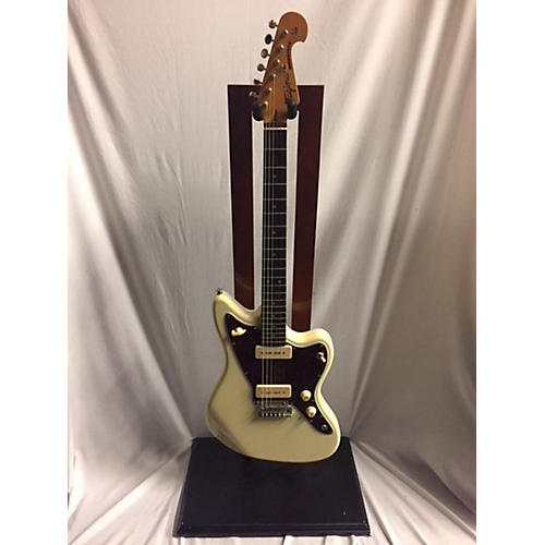 used tagima tw 61 woodstock series vintage white solid body electric guitar guitar center. Black Bedroom Furniture Sets. Home Design Ideas