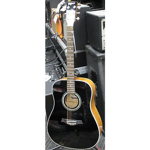 In Store Used Used Tagima Tw25bk Black Acoustic Guitar