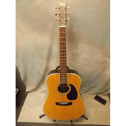 In Store Used Used Taka 1975 W800 Natural Acoustic Guitar