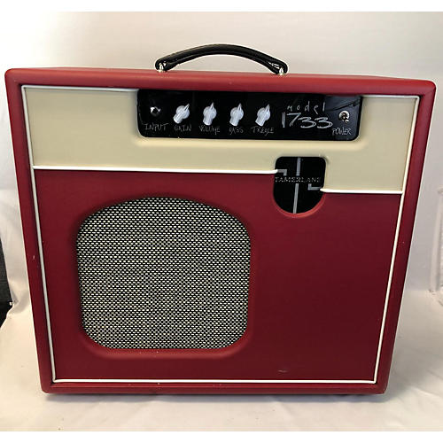 In Store Used Used Tamerlane Model 1733 Tube Guitar Combo Amp