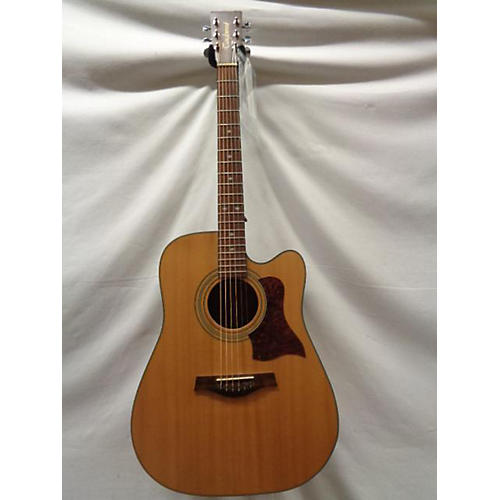 In Store Used Used Tanglewood Sundance Natural Acoustic Electric Guitar