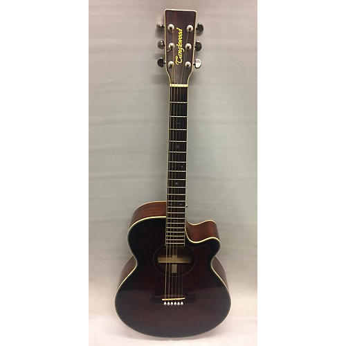 In Store Used Used Tanglewood Tw45stavsbb Brown Sunburst Acoustic Guitar