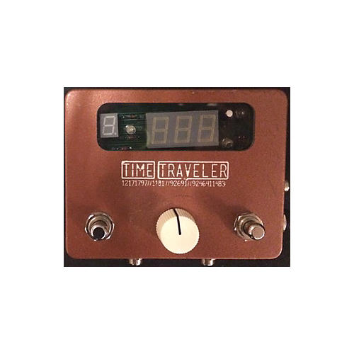 In Store Used Used Tapestry Time Traveler Effect Pedal