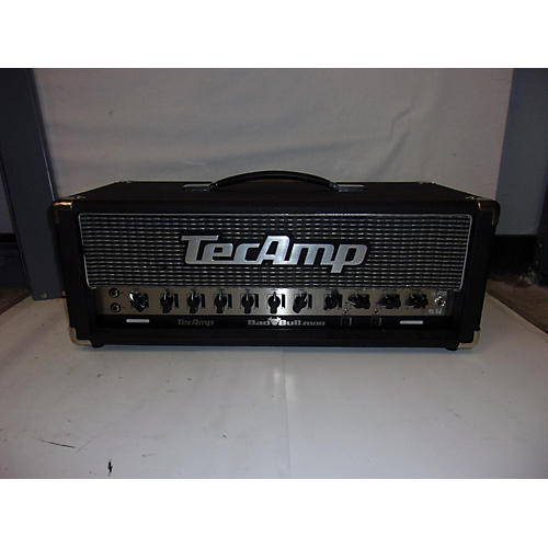 In Store Used Used TecAmp Bad Bull 2000 Bass Amp Head