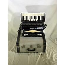 Used Titano 41 Key Accordion