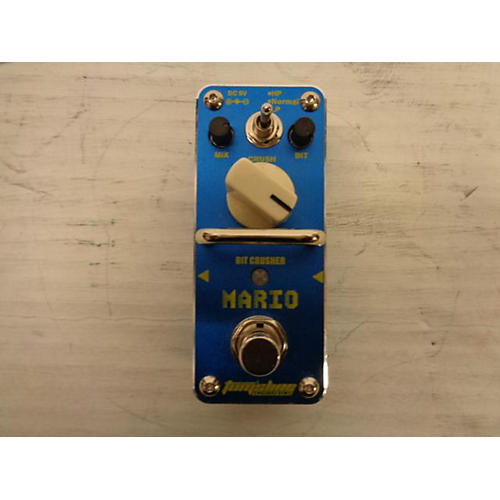 In Store Used Used Tomsline Engineering Mario Effect Pedal