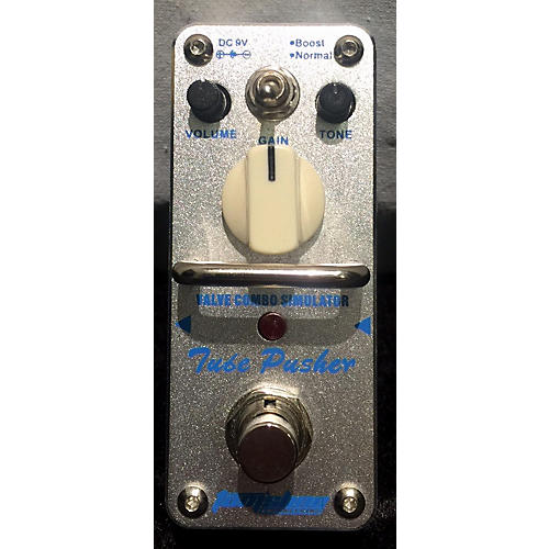 In Store Used Used Tomsline Tube Pusher Effect Pedal
