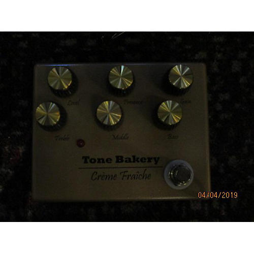 In Store Used Used Tone Bakery Creme Fraiche JCM Effect Pedal