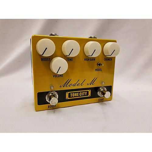 In Store Used Used Tone City Model M Effect Pedal