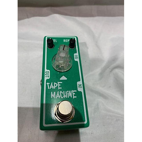 In Store Used Used Tone City Tape Machine Effect Pedal