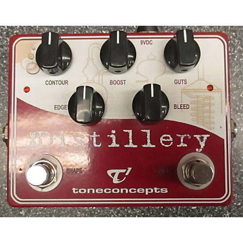 In Store Used Used Tone Concepts The Distillery Effect Pedal