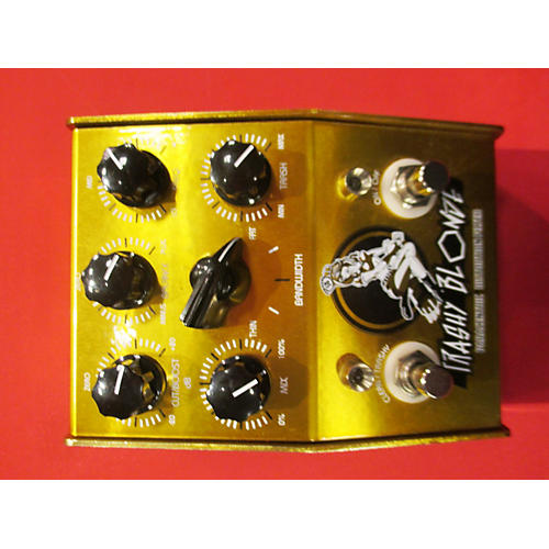 In Store Used Used Tone Deaf Trashy Blonde Effect Pedal