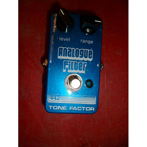 In Store Used Used Tone Factor Analogue Filter 442 Bass Effect Pedal