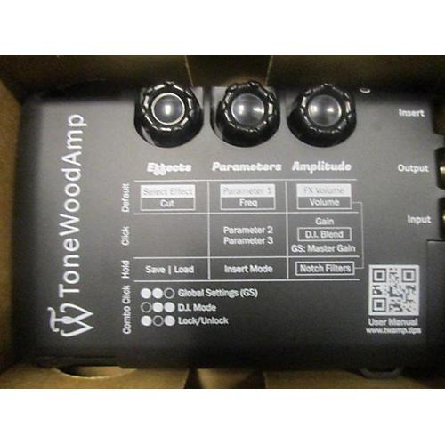 Tonewood Amp For Sale : used tonewood amp multi effects processor guitar center ~ Vivirlamusica.com Haus und Dekorationen